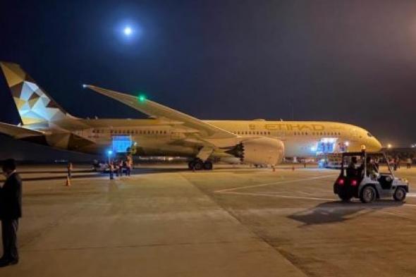 """11 طنا من الإمدادات الطبية الإماراتية تصل إلى باكستان لمواجهة """"كورونا"""""""