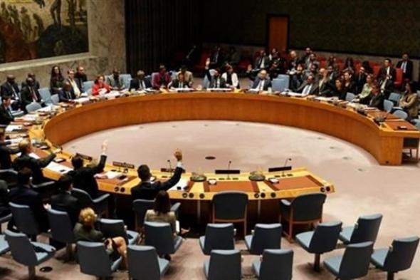 """خزان صافر"""" على طاولة مجلس الأمن الأربعاء المقبل"""