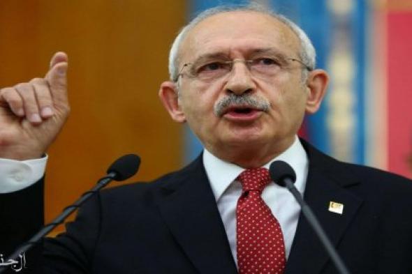 زعيم المعارضة ينتقد مسودة دستور كشف عنها حليف أردوغان